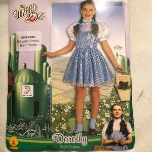 The Wizard of OZ-Dorothy's child costume👻